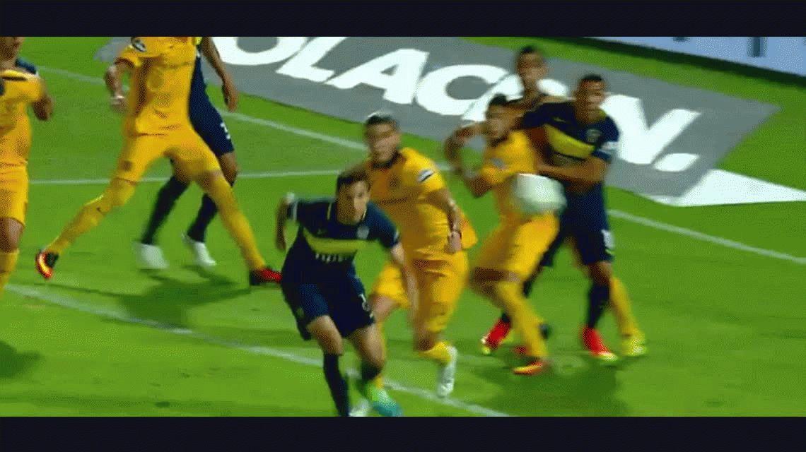 Boca se queja, pero el árbitro Loustau saca pecho: Me llamaron para felicitarme