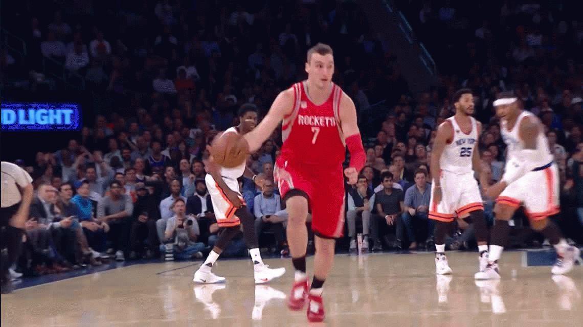 Recién empieza, pero la NBA ya tiene el blooper del año