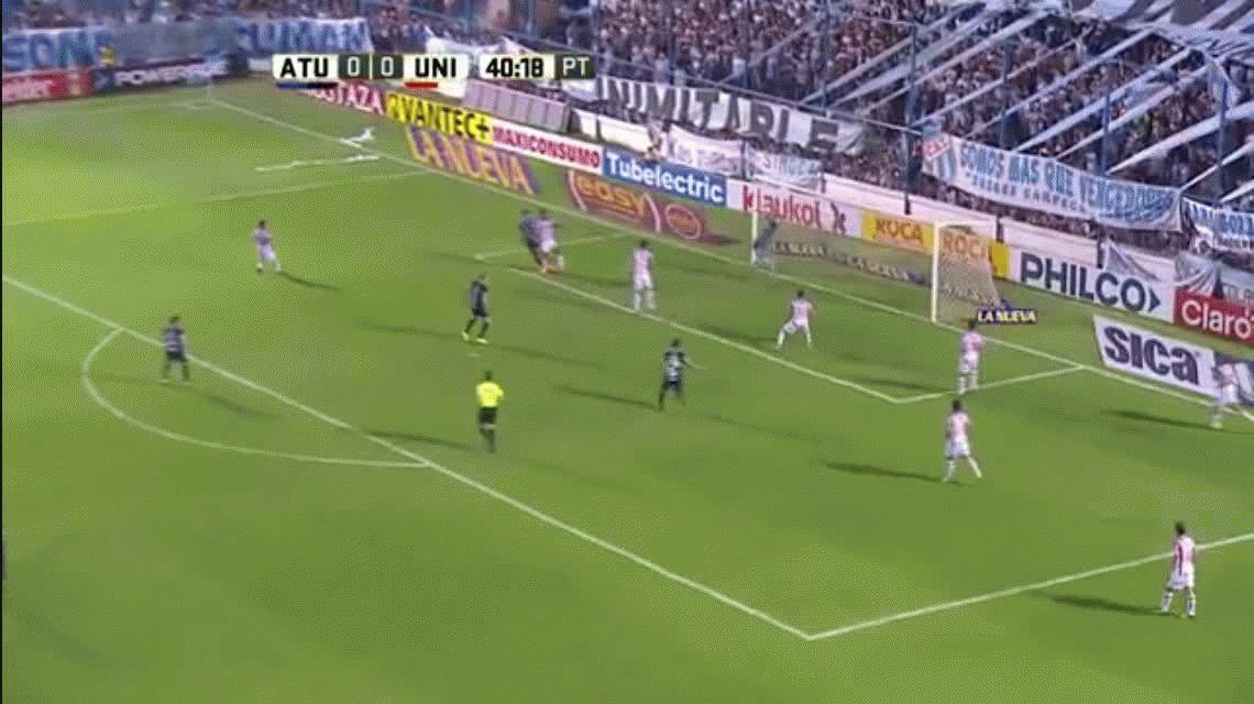 Atlético Tucumán y Unión igualaron en el postergado cierre de la novena fecha
