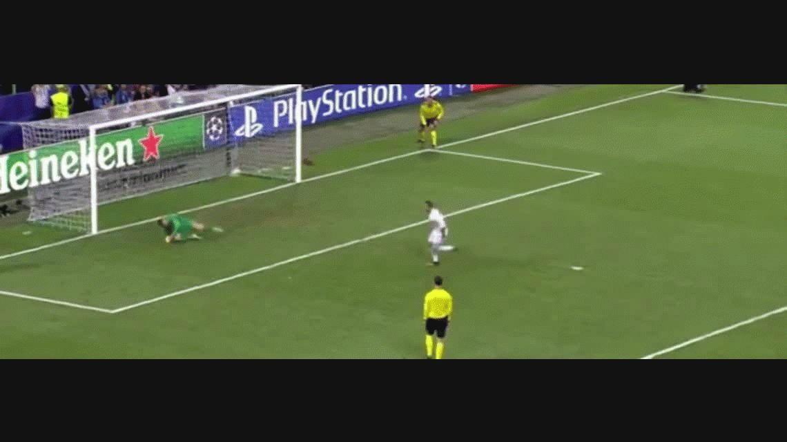 Cristiano Ronaldo sorprendió al elegir el mejor gol de su carrera