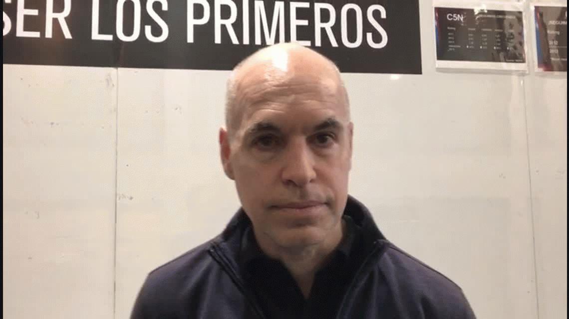 Rodríguez Larreta habla sobre su plato preferido