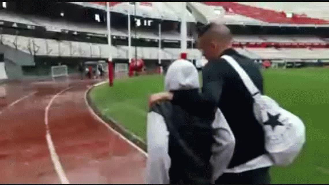 VIDEO: Era su peor día y DAlessandro hizo que sea el mejor