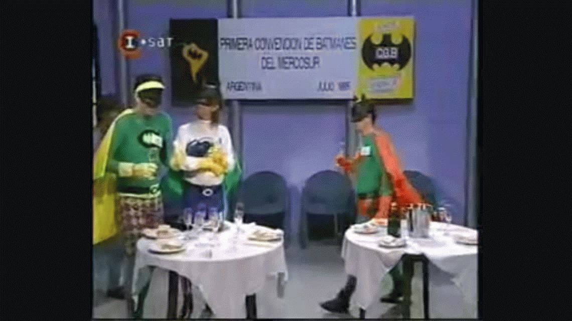 Convención de Batmanes del Mercosur