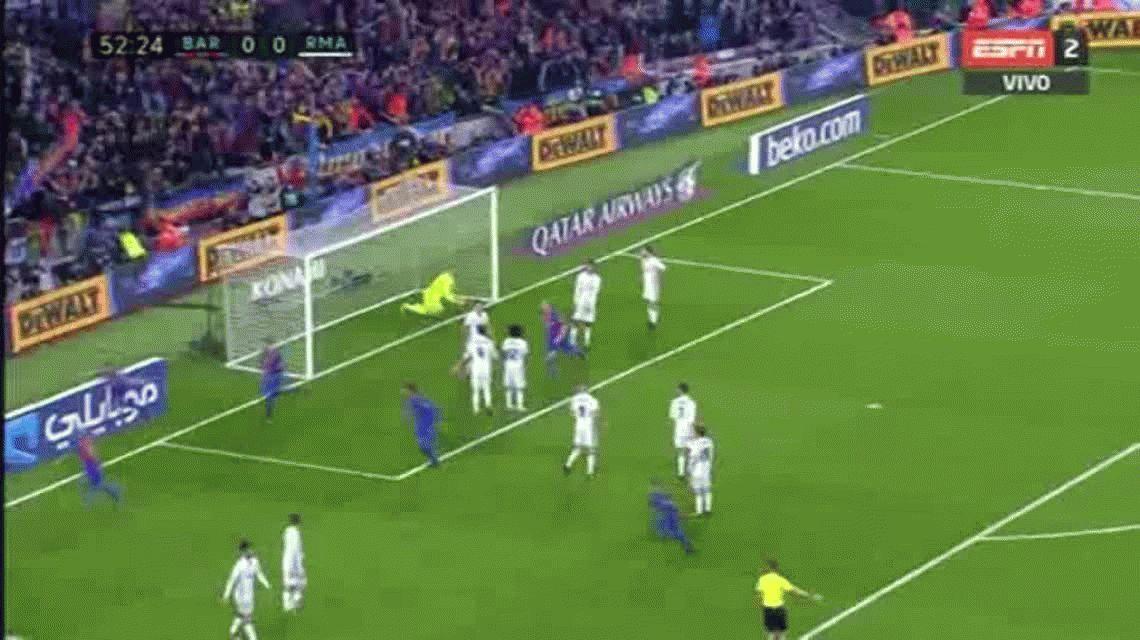 El héroe de Madrid: Sergio Ramos volvió a salvar al Real ante Barcelona