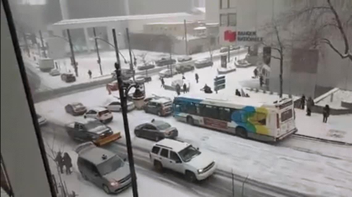 La calle más peligrosa del mundo