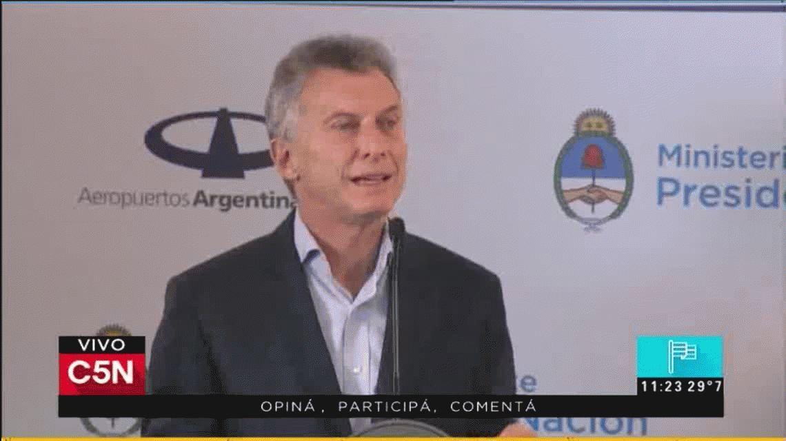 Macri apuntó contra Massa, Kicillof y Bossio por el cambio en Ganancias