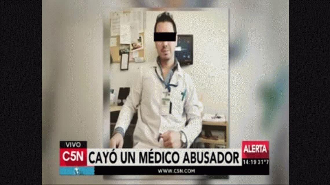 Detuvieron a un médico, acusado de haber violado a cuatro pacientes