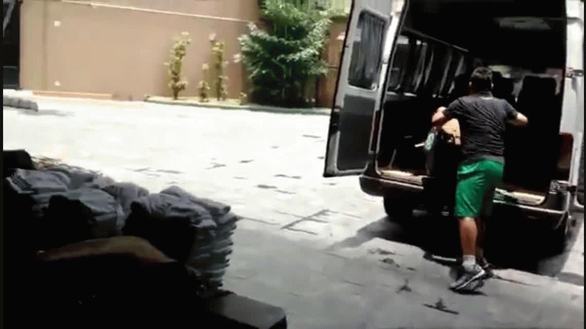 La sorpresa del utilero de Chapecoense que quedó entre los restos del avión