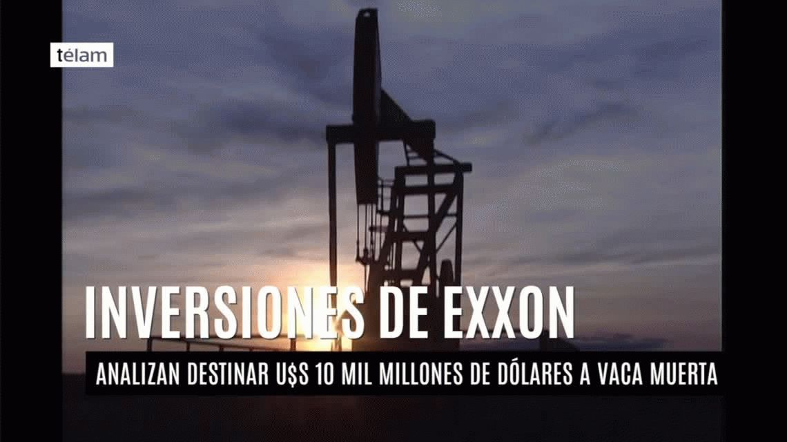 Trump eligió al presidente de la petrolera Exxon Mobil como secretario Estado