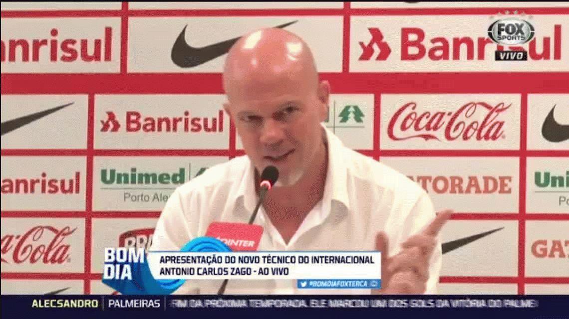 ¿Empieza la despedida? El Inter tiene nuevo DT y espera a DAlessandro