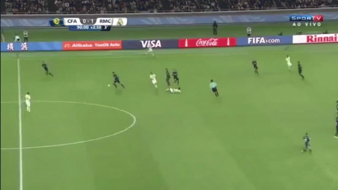 Real Madrid cumplió la lógica y venció al América de México en el Mundial de Clubes