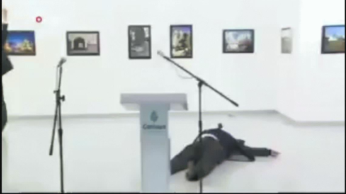 Ataque al embajador ruso