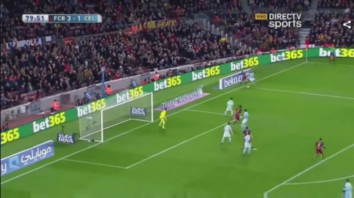 El papelón de DAlessandro y Abreu al querer imitar a Messi y Suárez
