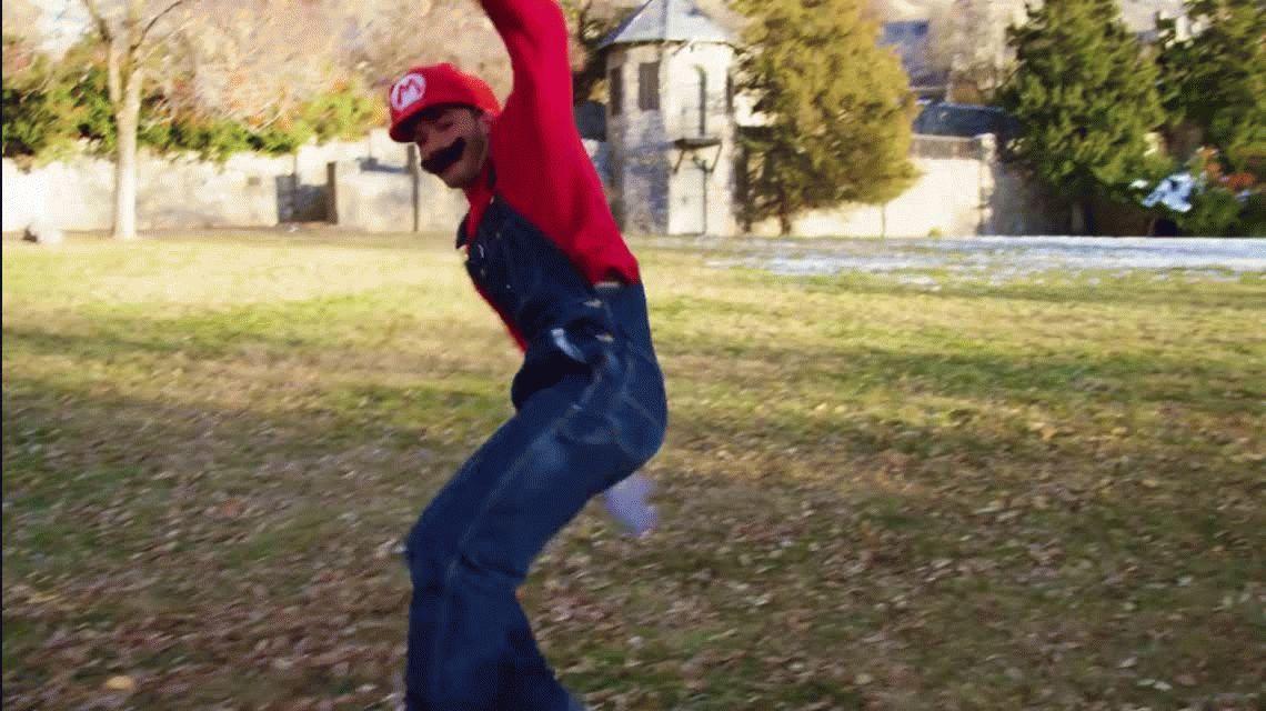 Super Mario Run en versión parkour hecha por un famoso youtuber
