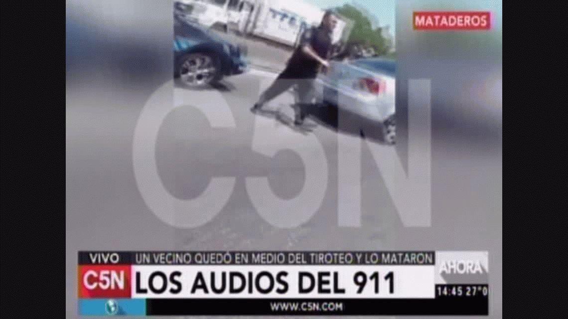 El desesperado llamado al 911 en el que denuncian el asesinato de Jonathan