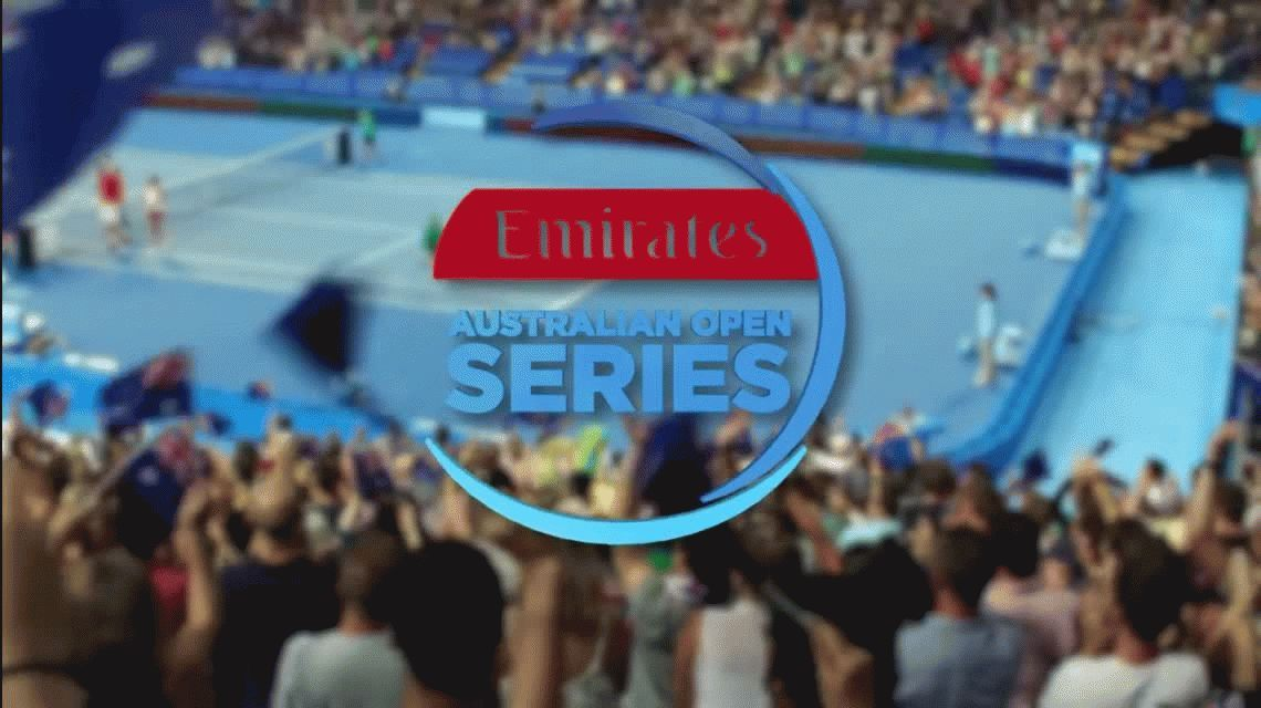 La vuelta del maestro: los mejores puntos de Federer en la Copa Hopman
