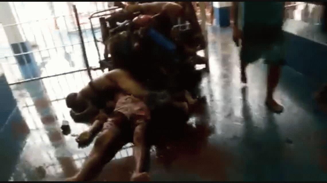 VIDEO: Así fue el salvaje motín en una cárcel de Manaos, en Brasil