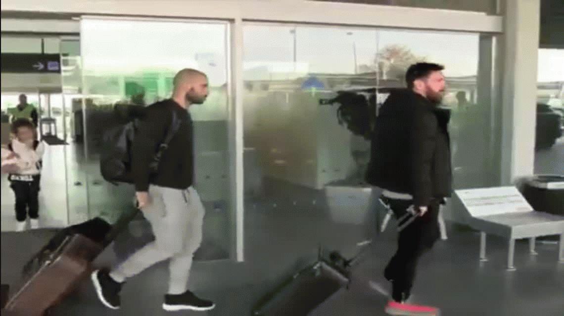 El insólito regalo que le hicieron a Lionel Messi al regresar a Barcelona