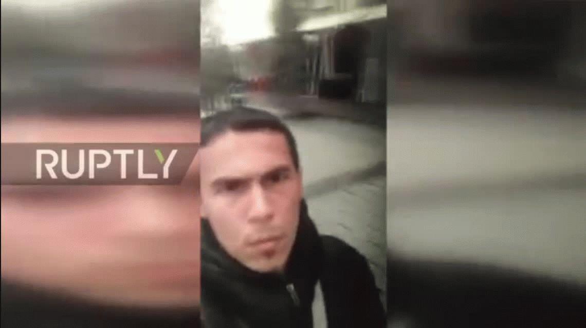 El sospechoso habría llegado a Turquía en noviembre de 2016