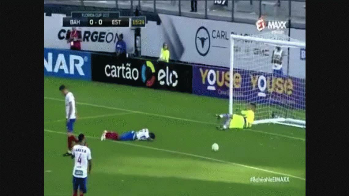 El regreso más esperado: Verón volvió a jugar en Estudiantes