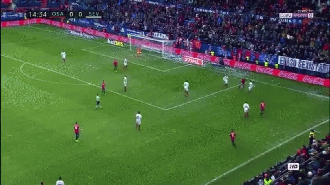 De la mano de Sampaoli: Sevilla ganó e hizo historia en la liga española
