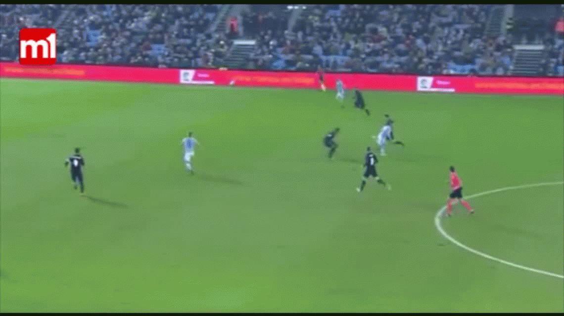 El Celta de Berizzo empató con el Real Madrid y pasó a semis