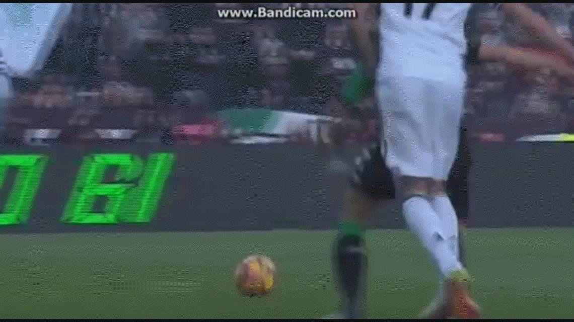 Con un gol de Higuaín, Juventus venció a Sassuolo y es líder de la Serie A