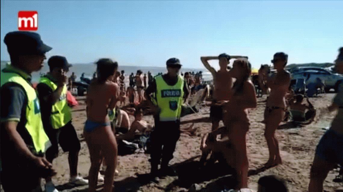 El juez que actuó en la causa por el topless en Necochea apoya el tetazo