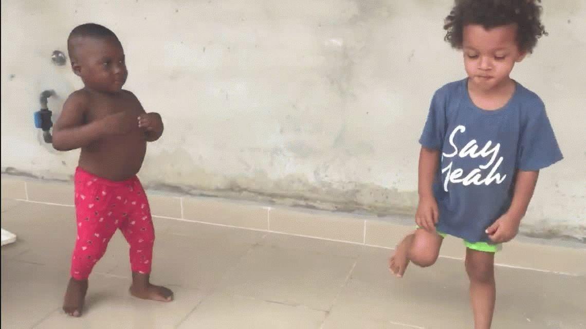 Los milagros existen: este nene al que querían dejar morir por brujo, hoy baila feliz