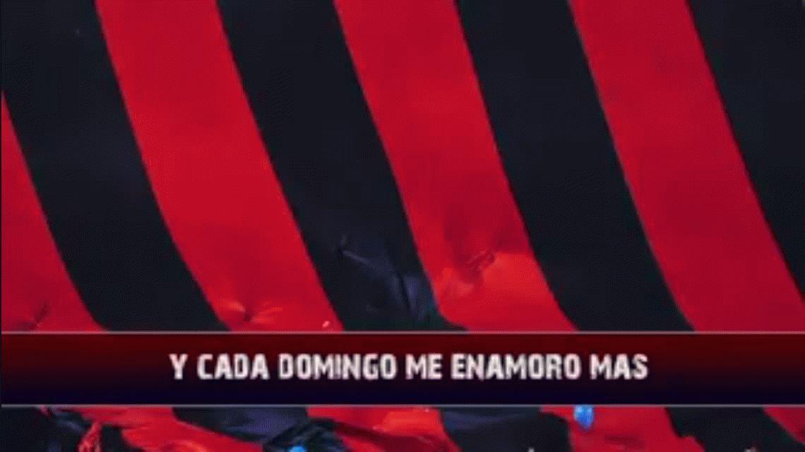 El nuevo hit de la hinchada de San Lorenzo que llegó hasta Luis Fonsi