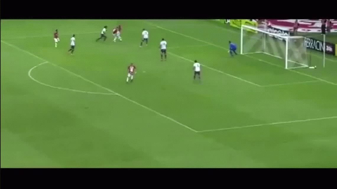 ¡Qué golazo! DAlessandro hizo su primer tanto desde que regresó al Inter