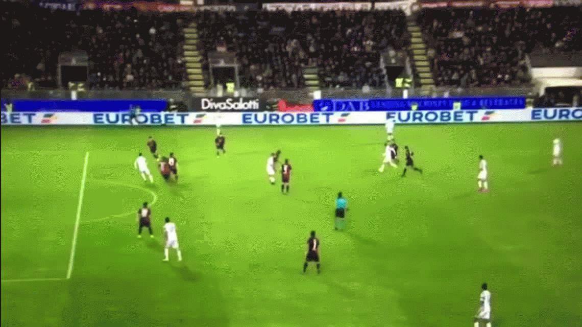 Juventus e Higuaín no paran: dos goles del Pipita en el triunfo ante Cagliari