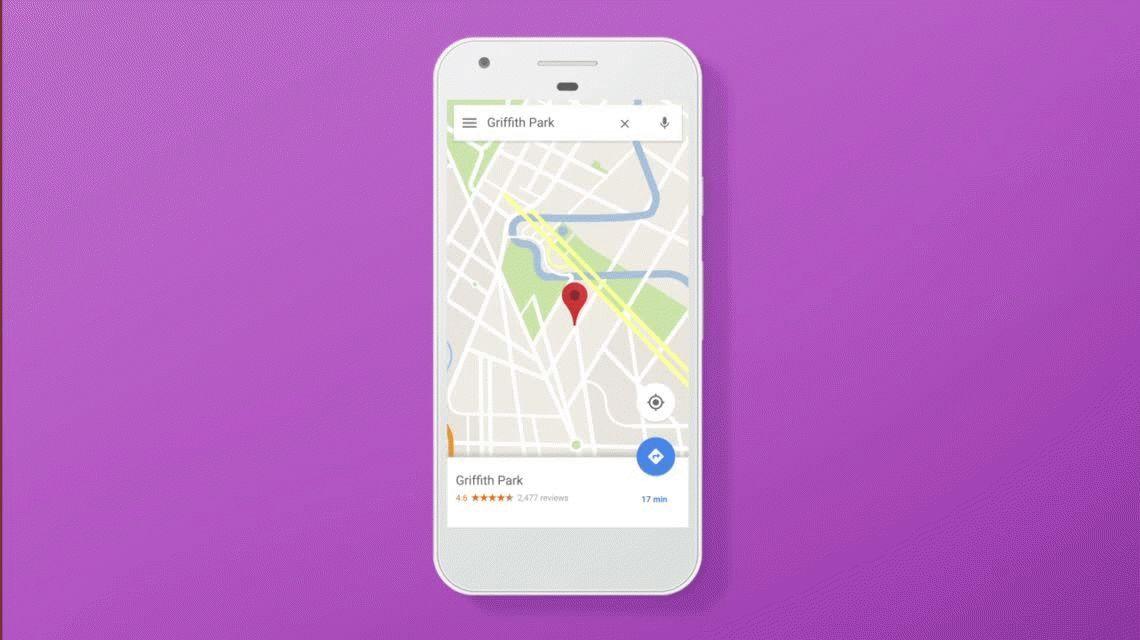 Google Maps permite guardar tus lugares preferidos