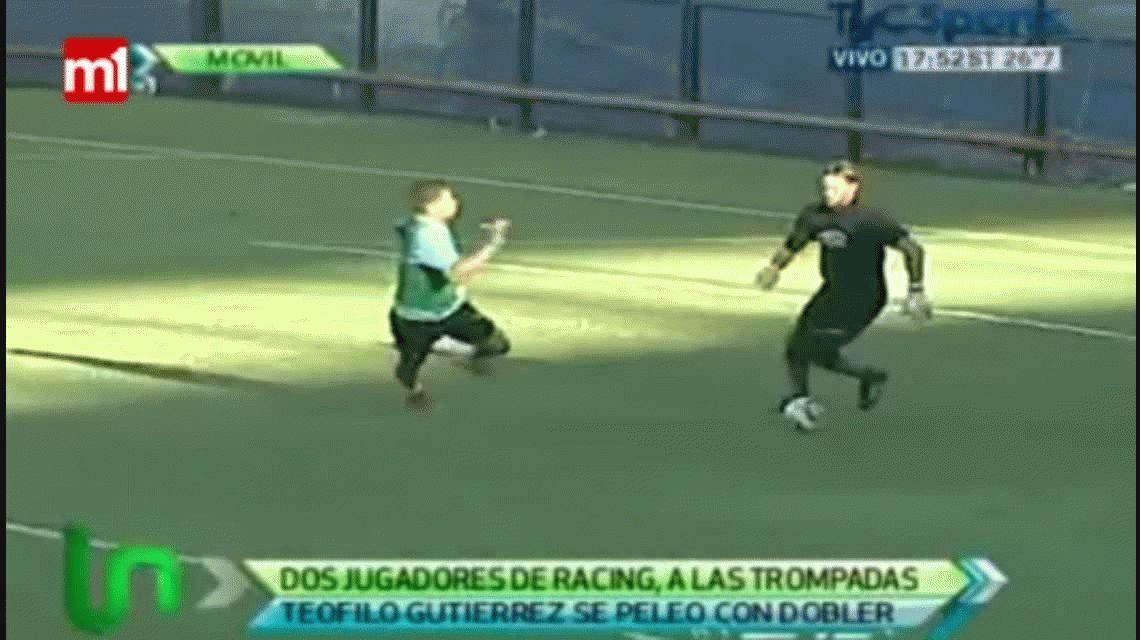 Peleas en entrenamientos: reviví las últimas protagonizadas por argentinos