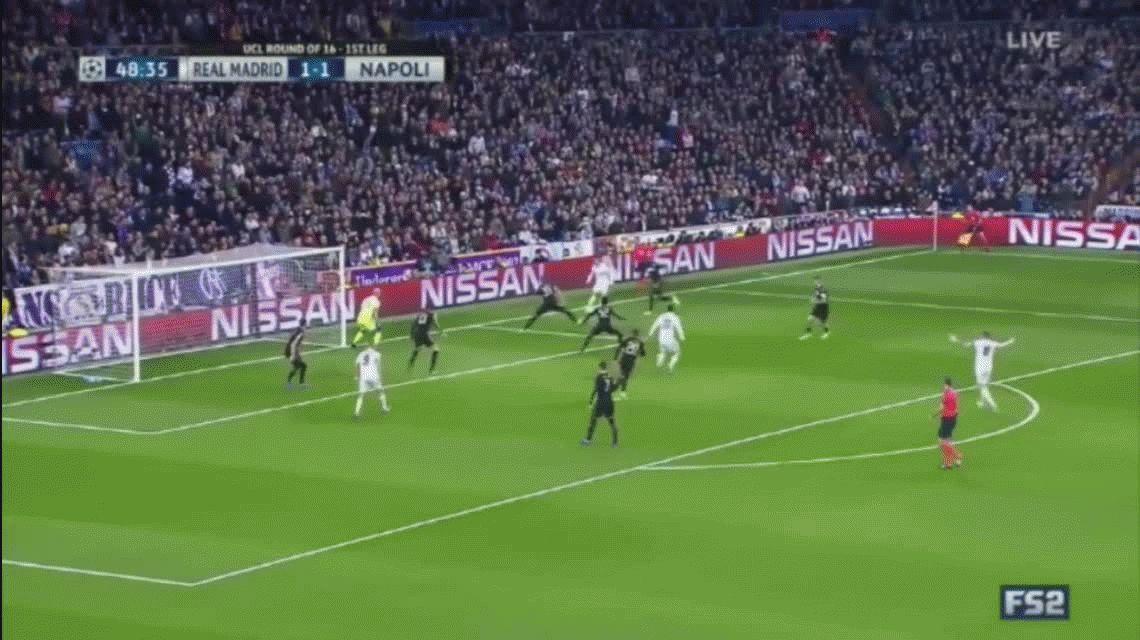 La exquisitez de Kroos y la bomba de Casemiro: los golazos del Real Madrid
