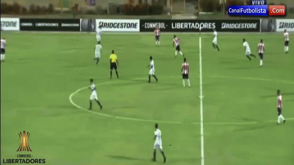 Atlético Tucumán cayó ante Junior en Cartagena por la Copa Libertadores