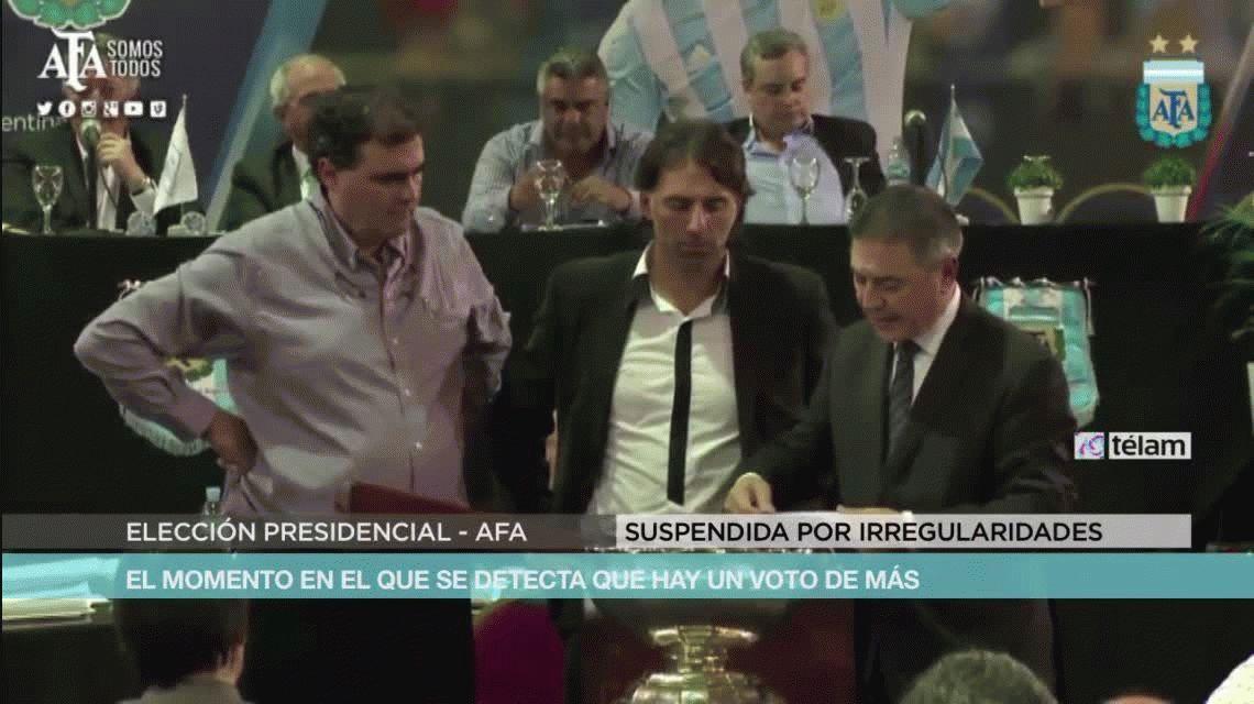 Ex vice de Quilmes dijo que las elecciones en AFA las ganó Segura