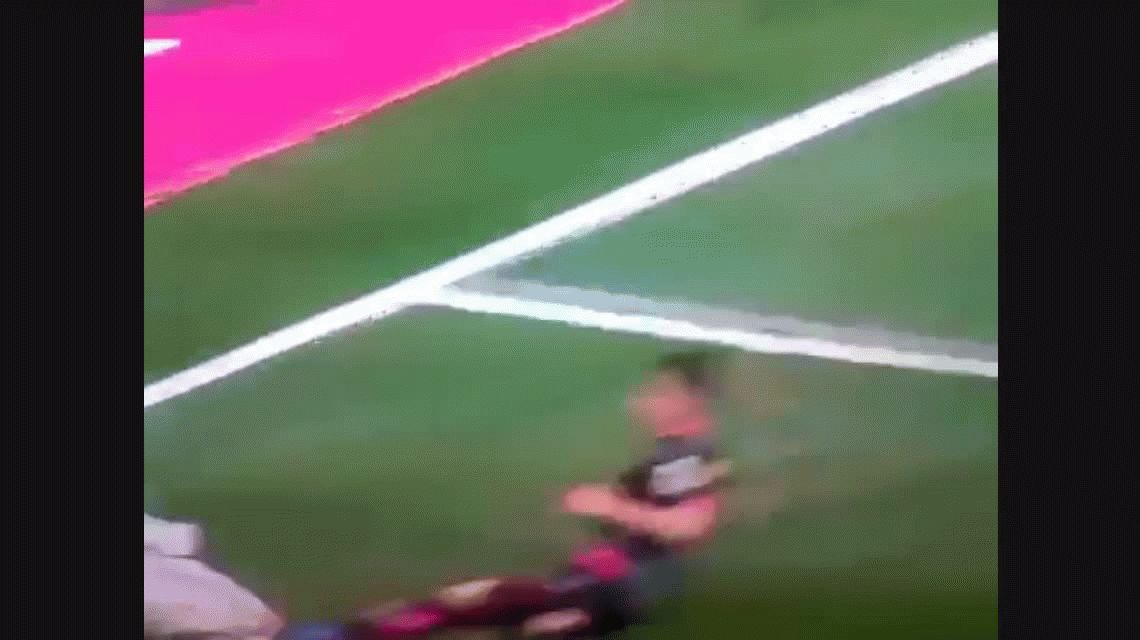 ¡Qué viva el fútbol, Cristiano! El tremendo caño de CR7 ante el Espanyol
