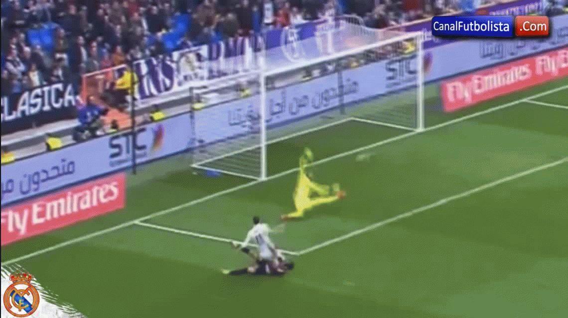 Con goles de Morata y Bale, el Madrid venció al Espanyol y es cómodo líder de la Liga
