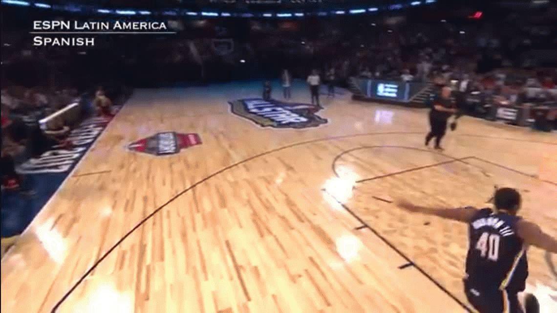 Impresionante: mirá el show de Glenn Robinson III, el nuevo rey de las volcadas en la NBA
