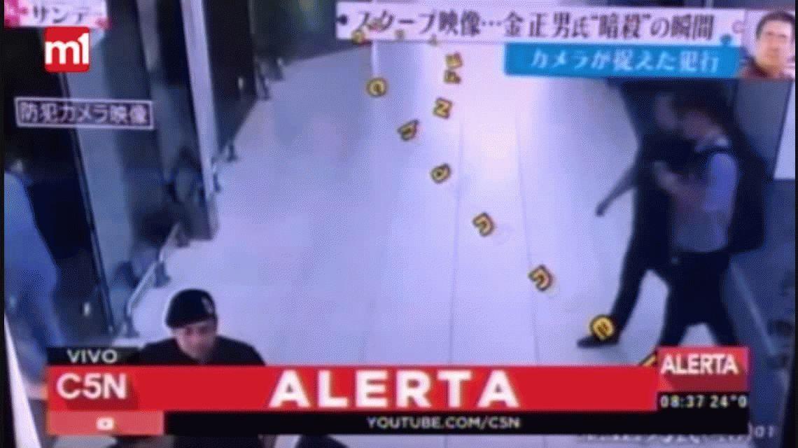 El VX tardó 20 minutos en matar a Kim Jong-nam