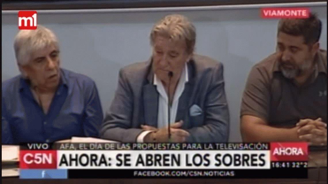 Televisación del fútbol: se abrieron los sobres de las empresas