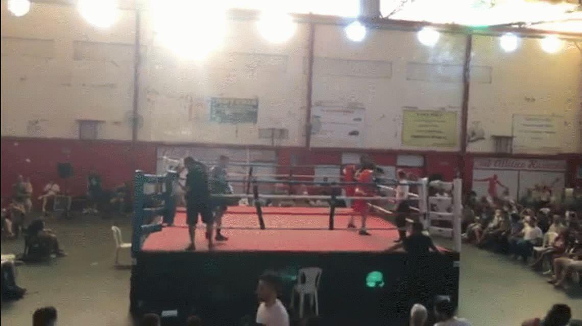 Arrancó la Liga Metropolitana de boxeo: mirá los resultados de la primera fecha