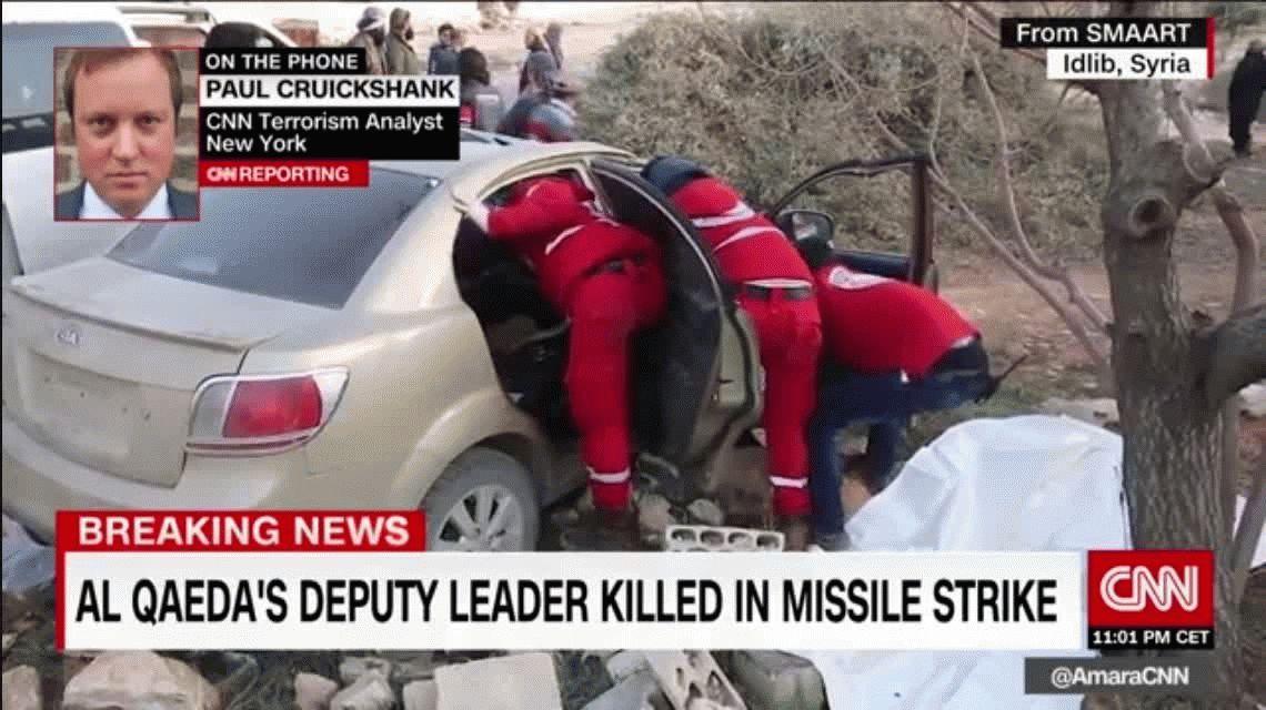 Un dron de Estados Unidos mató al cerebro del ataque a las Torres Gemelas
