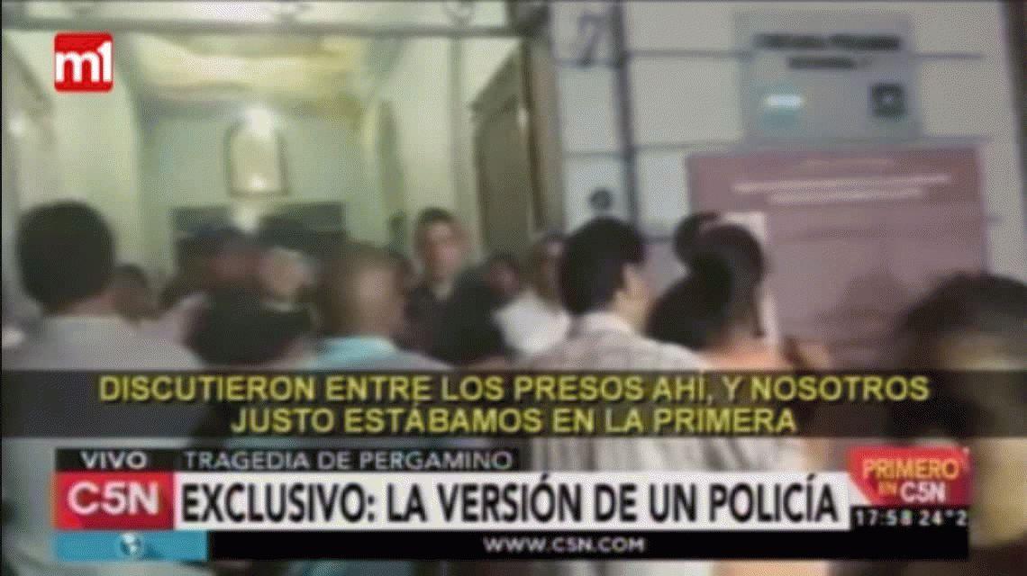 La versión de un policía sobre la tragedia de Pergamino: Discutieron entre ellos
