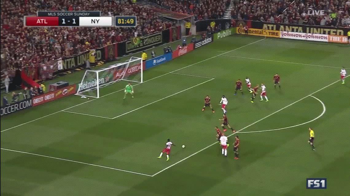 El Atlanta United de Gerardo Martino perdió en su debut en la MLS