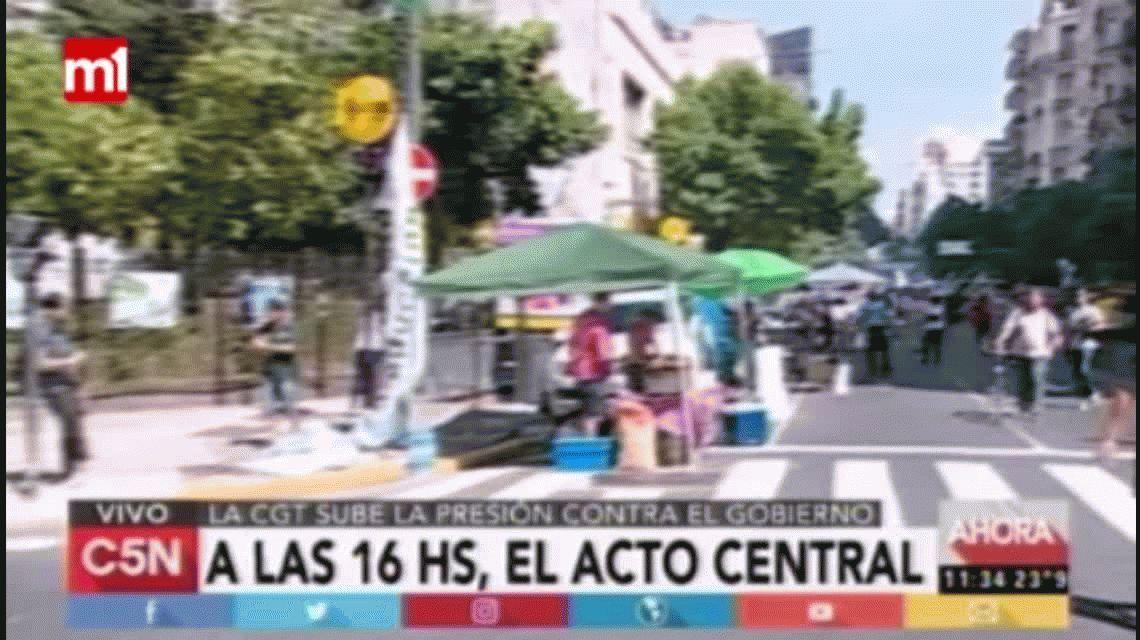 La CGT a Macri: Necesitamos respuestas sino habrá paro nacional