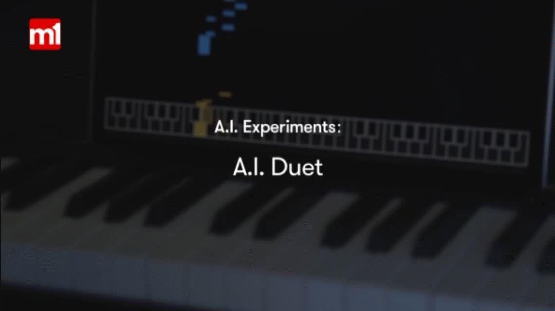 Google crea inteligencia artificial que puede hacer música