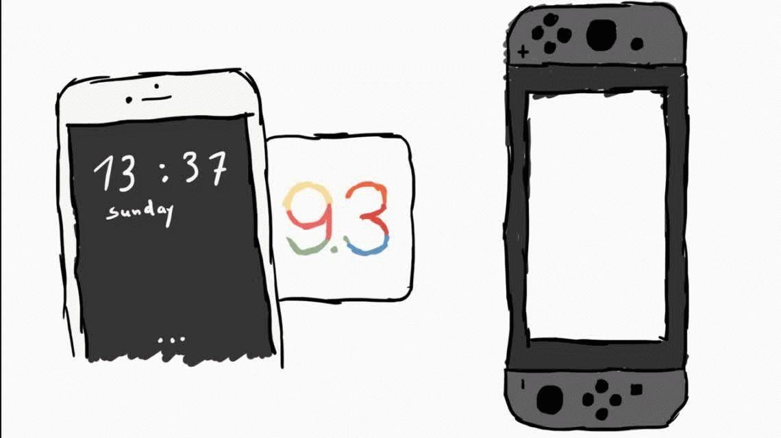 Ya hackearon a la Nintendo Switch