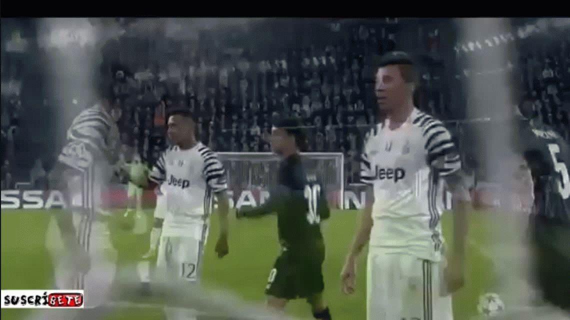 Con un gol de Dybala de penal, Juventus derrotó a Porto y avanzó de ronda
